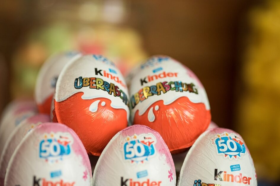 Kinder joy trademark